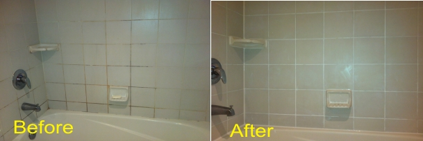 Bathroom Mold Before After The Mold Guy