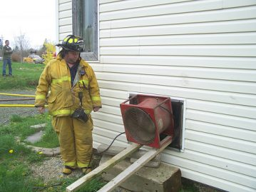 Enhance ventilation